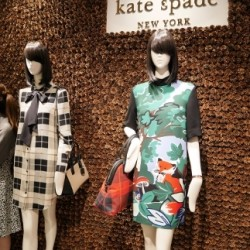 【kate spade】AWコレクション 展示会へ行きました!その①