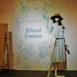 【ストラ】大人フェミニンを叶える夏のきれいめリラックス