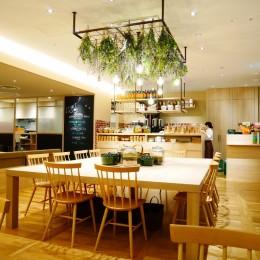 ヘルシーな野菜と言えば…【HATAKE café】銀座にオープン