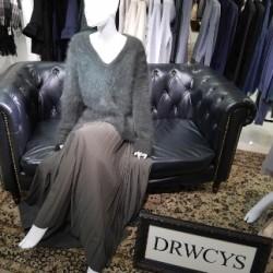 ノスタルジックなフォークロア【DRWCYS】冬の展示会レポート