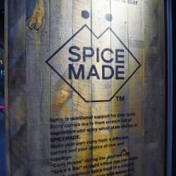 お店で、スパイスから作られた カスタムカレー【SPICE MADE】