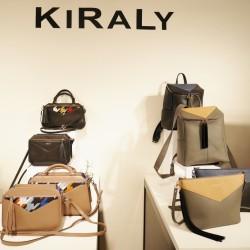 大人っぽく生まれ変わった【KIRALY】機能的な新作バッグを紹介