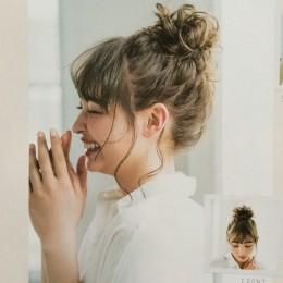 """【簡単ヘアアレンジ】落ちない""""強力アレンジピン""""でしっかり固定"""