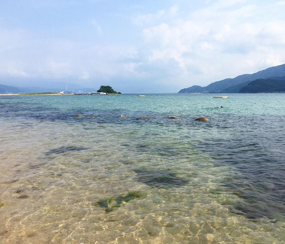水島 水島海水浴場