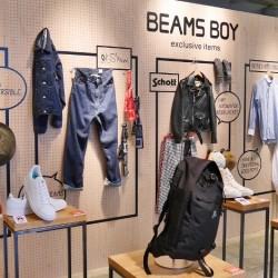 定番アイテムを新鮮に着る【BEAMS BOY/ビームス ボーイ】の秋冬