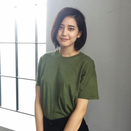 JJモデル【山崎紘菜】私服スナップ