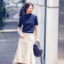 【本誌連動企画】「カッコいいスカート」読者SNAP #4