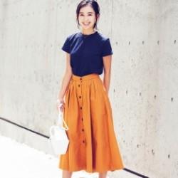 【本誌連動企画】「カッコいいスカート」読者SNAP #2