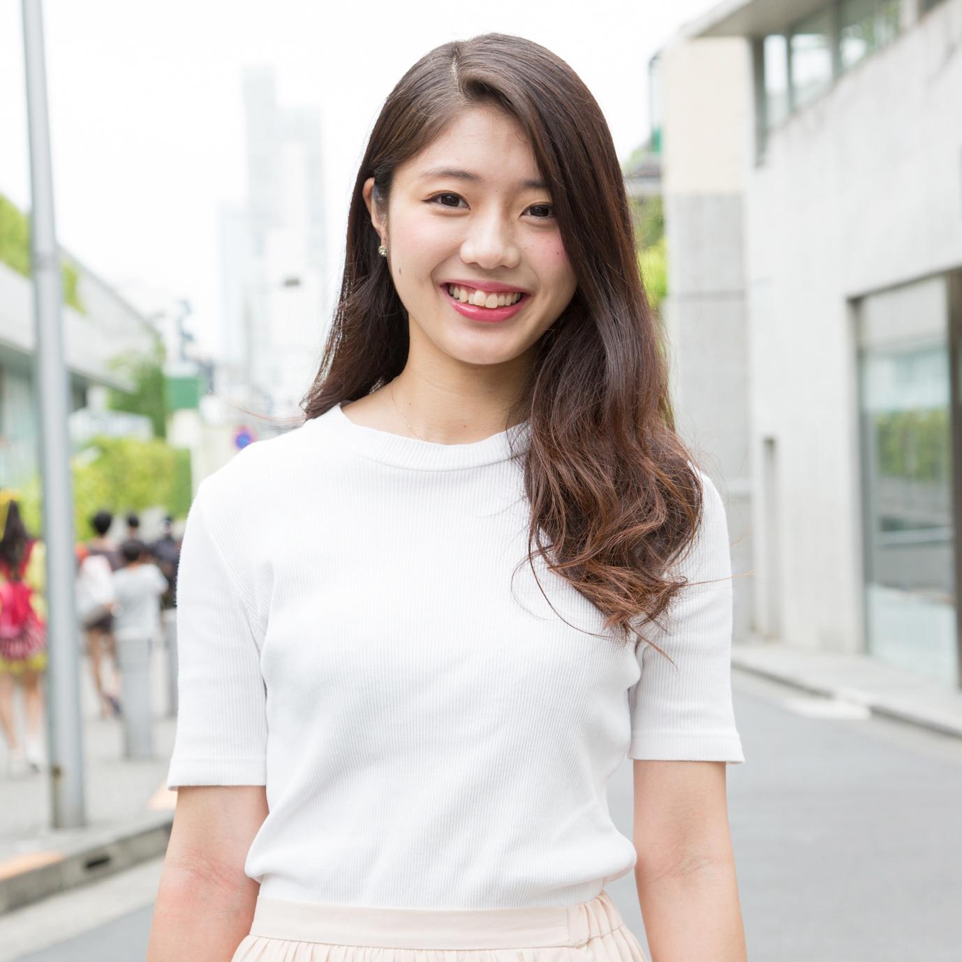 #4 井川星さん「きれいめプリーツ」