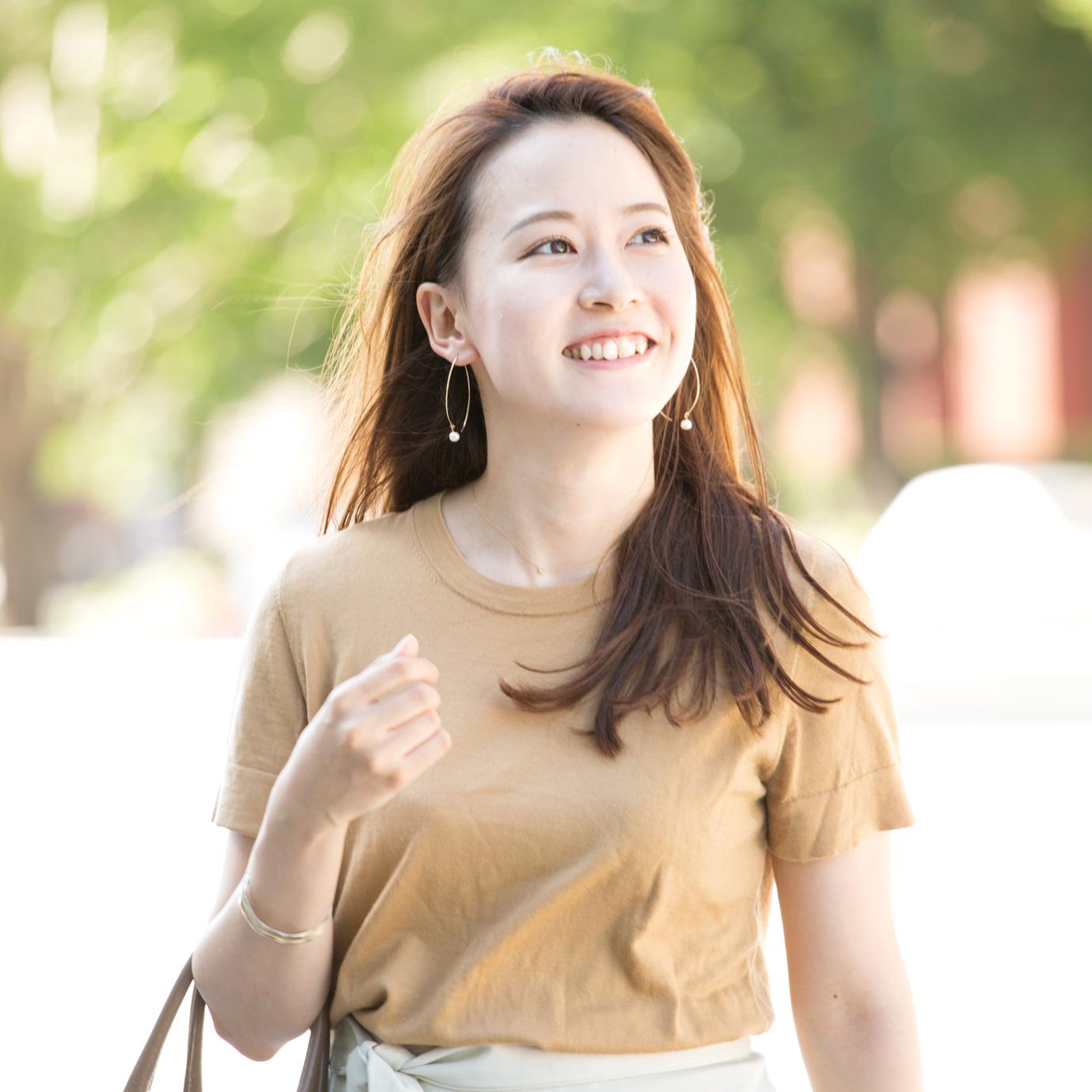 #5 大島理子さん「スリットタイト」