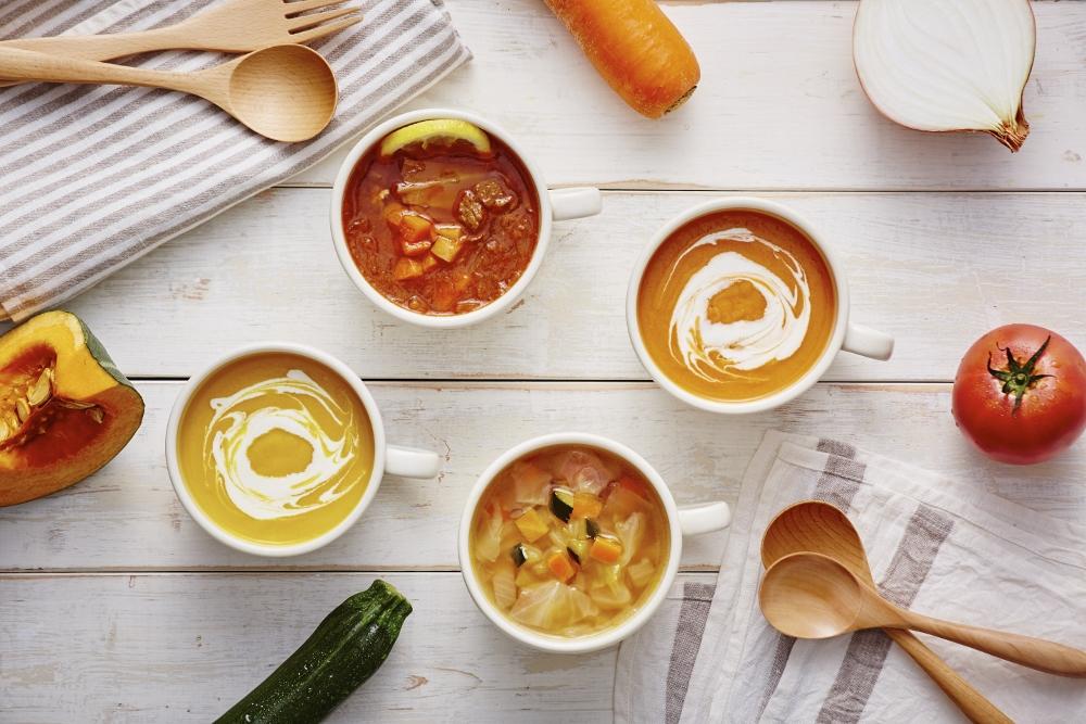 フレッシュネスバーガー スープフェア