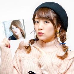 「たかみな」こと高橋みなみさんが初のソロアルバム『愛してもいいですか?』をリリース!
