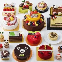 クリスマスはインスタ映えする特別なケーキを予約♡