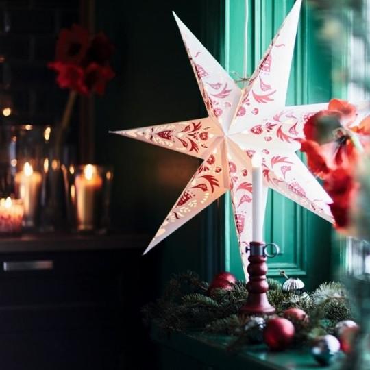 クリスマスインテリアを自分らしく楽しもう 【イケア】