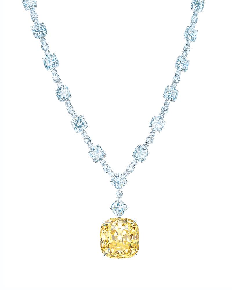 ティファニー イエローダイヤモンド