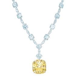 「ティファニー ダイヤモンド」銀座本店で特別展示