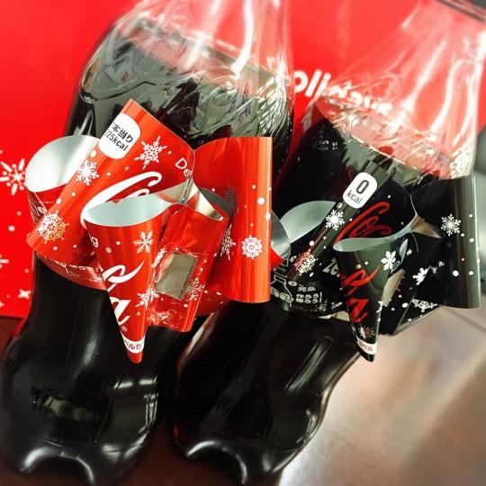 【「コカ・コーラ」をギフトやパーティのドリンクに!】
