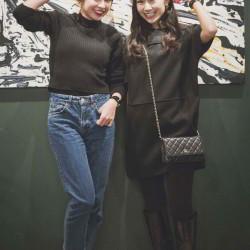 【黒×赤リップ】JJモデルの私服SNAP~スペシャル編#1~