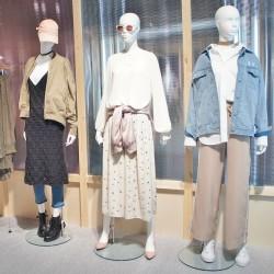 限定の女性らしい通勤服やルームウエア【GU】春のトレンドチェック