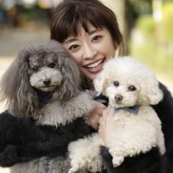 「Sサイズ」にトッキーの愛犬が登場!【土岐田麗子】