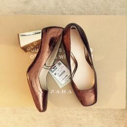 SALEで3990円!ZARA靴をネットで♡