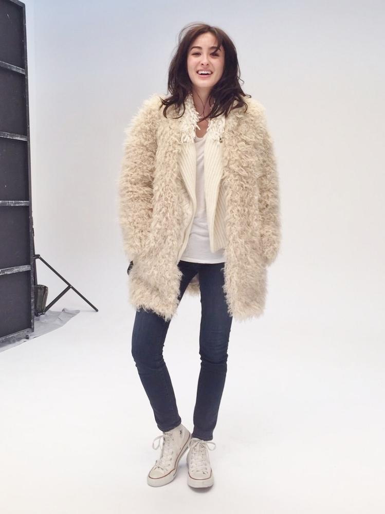 オードリー亜谷香 私服 モデル