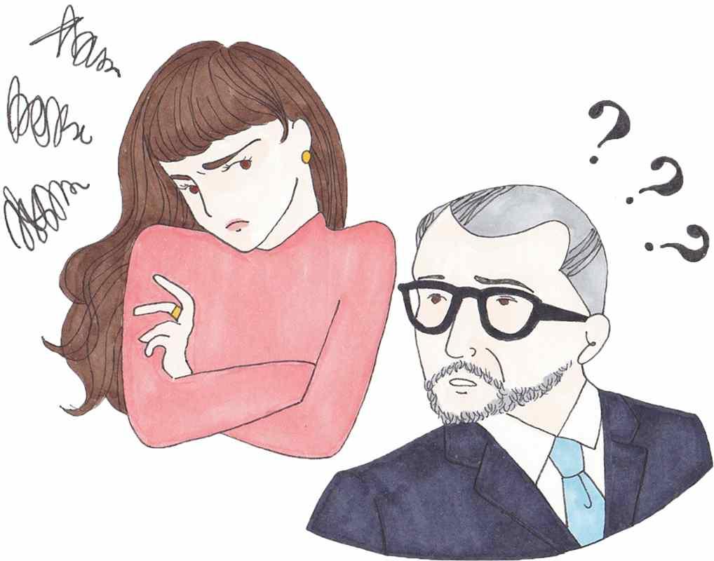 「分かりあえない おじさんと私たち」 瀬戸晴加コラム#1
