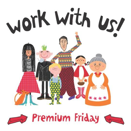 フライングタイガー親子参加型の仕事体験『Premium job Day』がスタート!