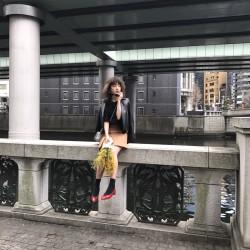 JJ5月号・藤井夏恋が着用❤【「それどこの?」は今、STUDIOUS。」オフショット