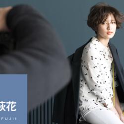 素顔のJJモデル #7 藤井萩花