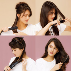 切らずとも、スタイリングを変えれば見違える。意外と知らない、「今の巻き髪」基本のキ。