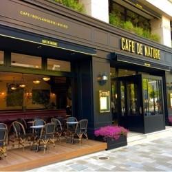 次の女子会はココ! 話題のNEWカフェ&ビストロ【CAFE DE NATURE】