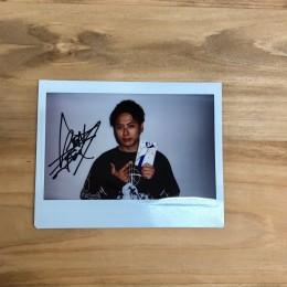 【三代目JSB山下健二郎さん】サイン入り写真を1名様にプレゼント!