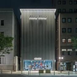 ミュウミュウ 神戸店オープン!先行発売でバレリーナシューズが登場。