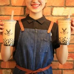 こだわり茶葉のタピオカミルクティー♡台湾から来たティースタンド「THE ALLEY LUJIAOXIANG 表参道」