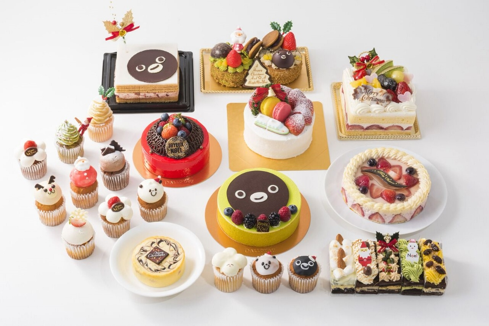 グランスタ Suica スイカ クリスマスケーキ