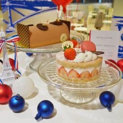 フィナンシェ生地のショートケーキなど クリスマスケーキ6種 予約開始【HUGO & VICTOR】