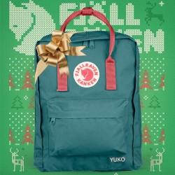 世界に一つだけ♡人気のカンケンバッグに刺繍ができるキャンペーン【FJALLRAVEN 】