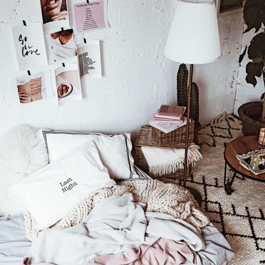 Ikea、ZARA HOME、niko and…でおしゃれな部屋、作ってみた!