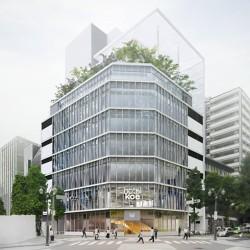 渋谷にライフスタイルブランドkoeのHOTEL in Shop 2018年オープン