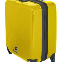 【会社見学】エクスペディアのスーツケースを10名様にプレゼント!