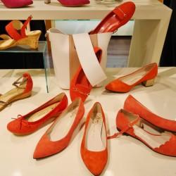 春の靴 おすすめカラーはベリーピンク!【ワシントン銀座】2018