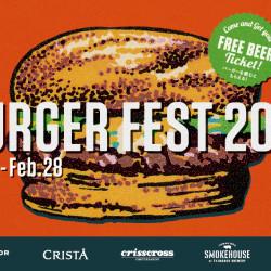 毎年大人気のイベント「BURGER FEST 2018」開催!