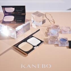 青の美しさで透明感をつくる【KANEBO】2018.春夏