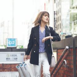 \藤井夏恋主演/仕事で走れるヒール12選