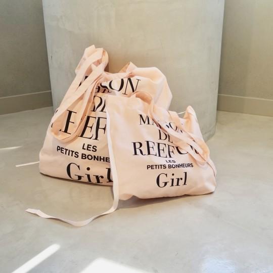 店舗限定のショッパーがかわいい♡【MAISON DE REEFUR】2店舗 OPEN