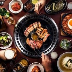 韓国で大人気のコリアンBBQレストラン 「サムゴリプジュッカン」がついに日本上陸!