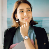 HAPPY NEW LIFE with Calvin Klein watches + jewelry