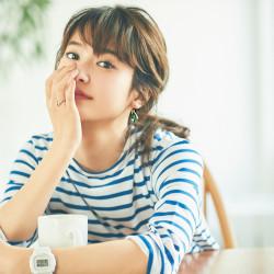藤野有理が着る時短に効くアクセセット③【カジュアル派編】