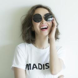 \憧れの先輩 翁安芸さんおすすめ/Tシャツに似合うサングラス4選🕶